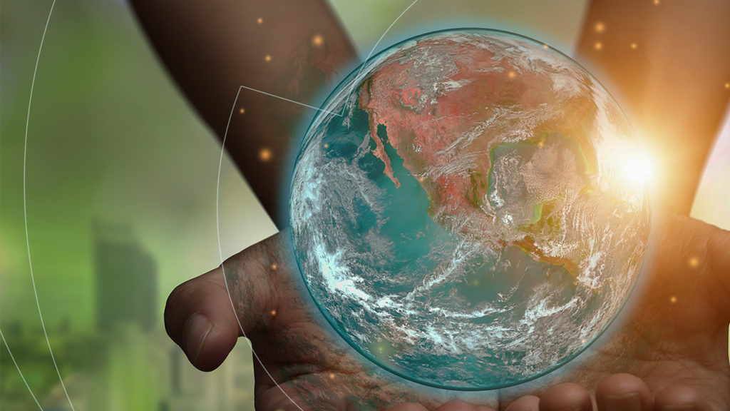 A energia sustentável é uma economia para o presente e uma responsabilidade para o futuro.