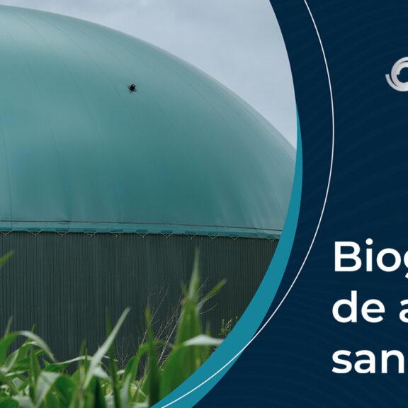 biogás de aterro sanitário
