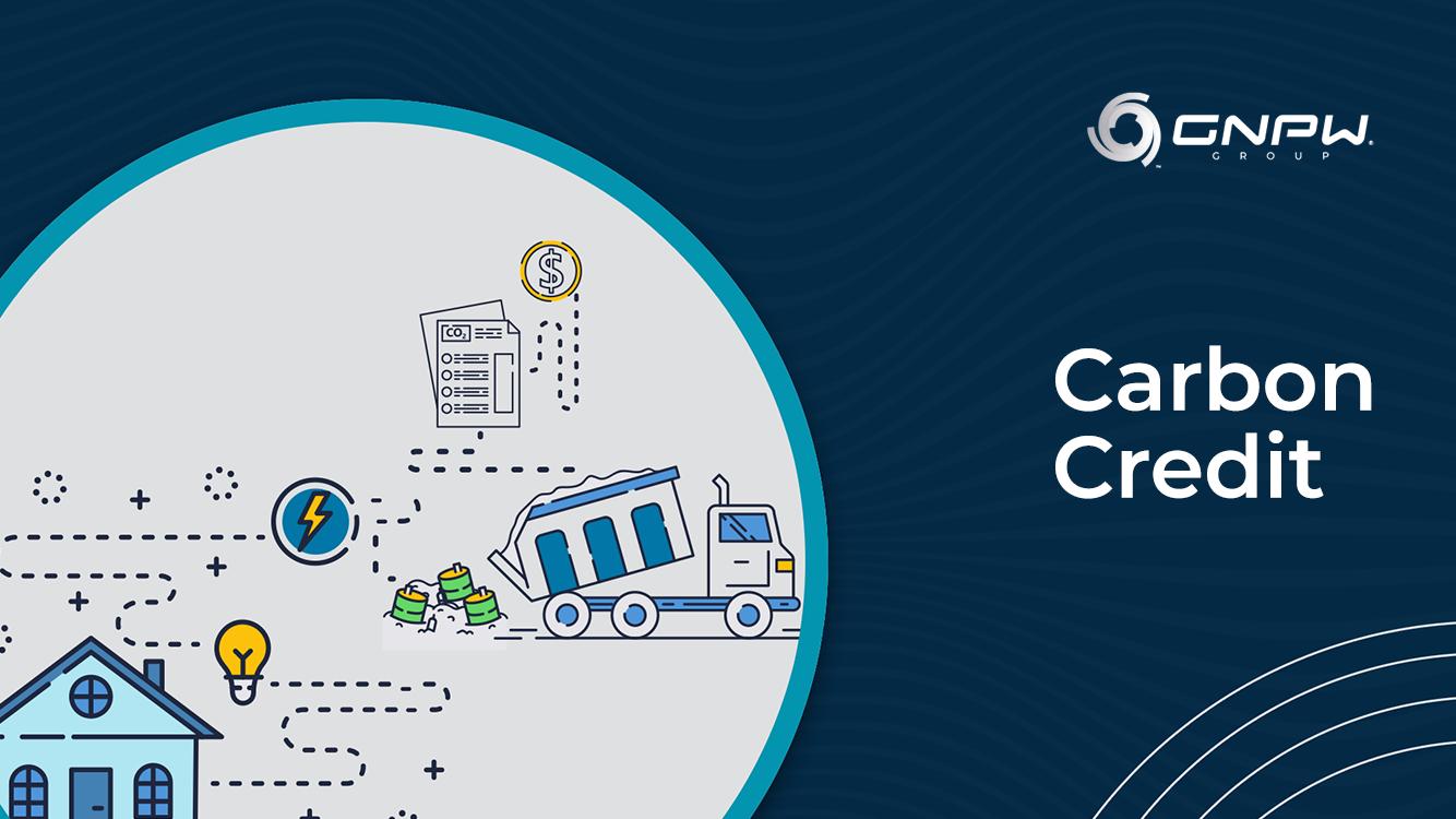 How landfills generate carbon credit